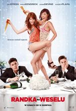 Movie poster Randka na weselu