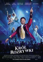 Movie poster Król rozrywki