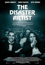 Movie poster The Disaster Artist