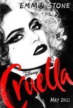 Plakat filmu Cruella