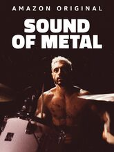 Movie poster Sound of Metal
