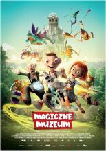 Movie poster Magiczne muzeum