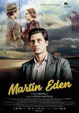 Plakat filmu Martin Eden