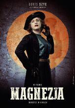 Movie poster Magnezja
