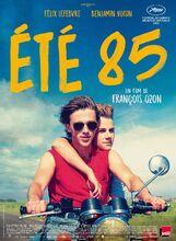 Movie poster Lato 85