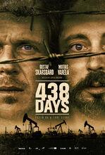 Movie poster 438 dni