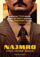 Movie poster Najmro. Kocha, kradnie, szanuje