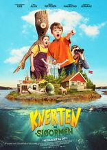 Plakat filmu Pan patyk i morski potwór