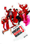 Plakat filmu High School Musical 3: Ostatnia klasa