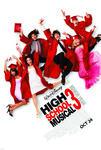 Movie poster High School Musical 3: Ostatnia klasa