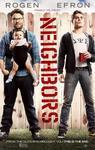 Movie poster Sąsiedzi
